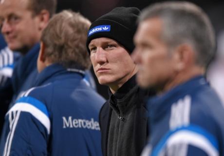 Pep: Schweinsteiger ready to return