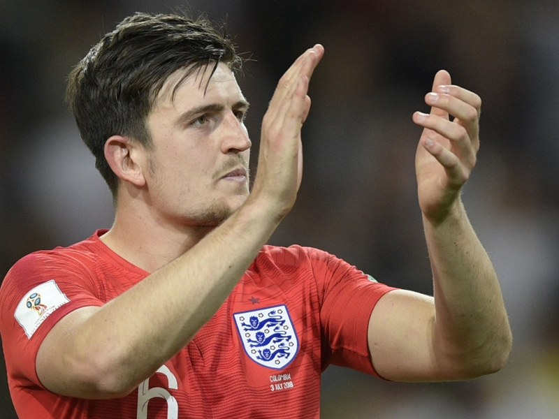 Mourinho questions England and Maguire over theatrics against Colombia