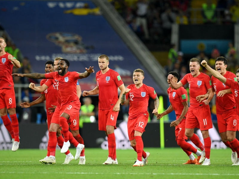 England similar to Spain's 2010 World Cup winners – Garcia