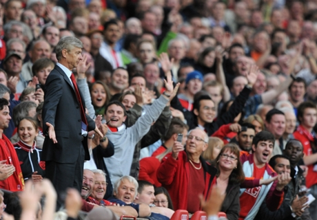 Wenger: Kami Harus Tetap Percaya