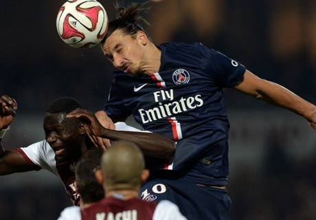 Match Report: Metz 2-3 PSG