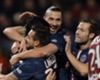 Metz 2-3 PSG: Lavezzi late