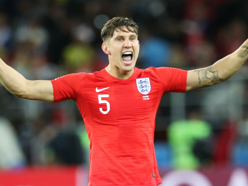 Stones: I'll grab World Cup final chance with both hands