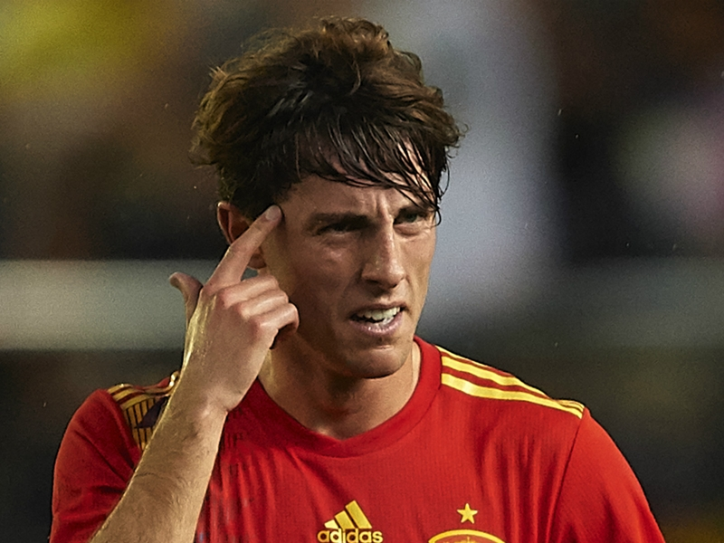 Real Madrid set to sign €40m Spain youngster Odriozola