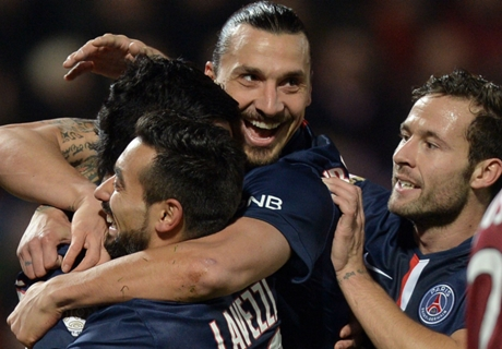 Laporan Pertandingan: Paris Saint Germain 3-1 Ajax Amsterdam