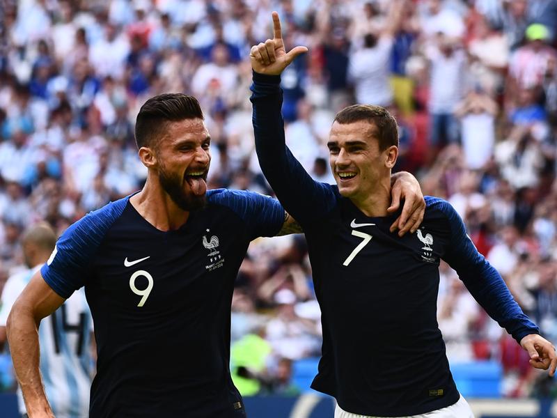 """Coupe du Monde - Antoine Griezmann """"Si on a l'étoile, je m'en fous de la manière dont on joue"""""""