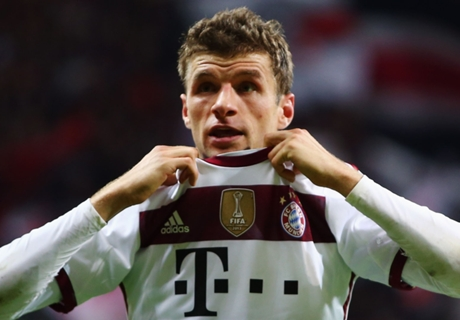 Muller: Ronaldo win would be boring