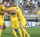 Serie B, 15ª - Manita Frosinone al Livorno