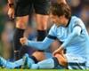 David Silva sidelined for crucial Bayern clash