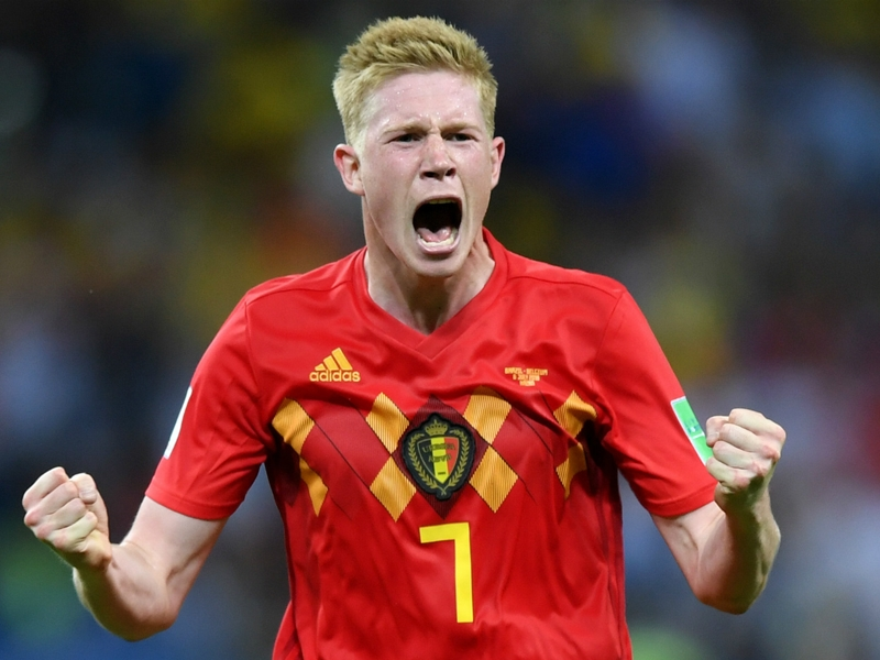 'Brazil didn't know what to do' – De Bruyne hails 'beautiful' Belgium