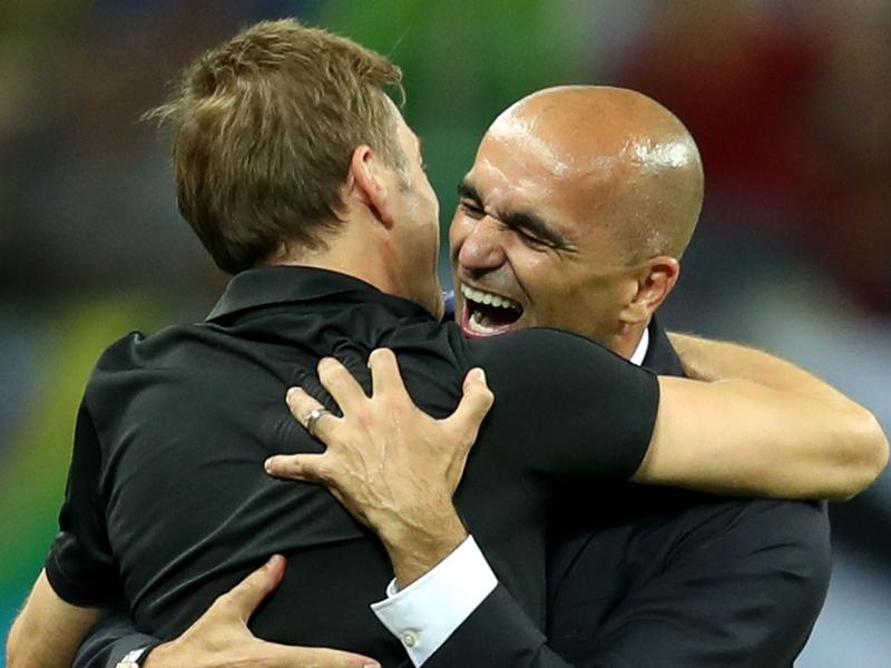 'Belgium's tactics stunned Brazil' - Henry Abiodun hails Roberto Martinez's masterstroke