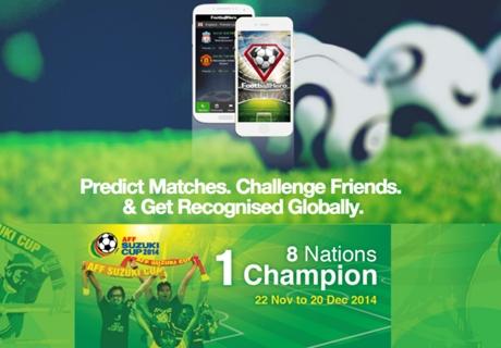 FootballHero Bekerja Sama Dengan Goal Untuk Piala AFF 2014