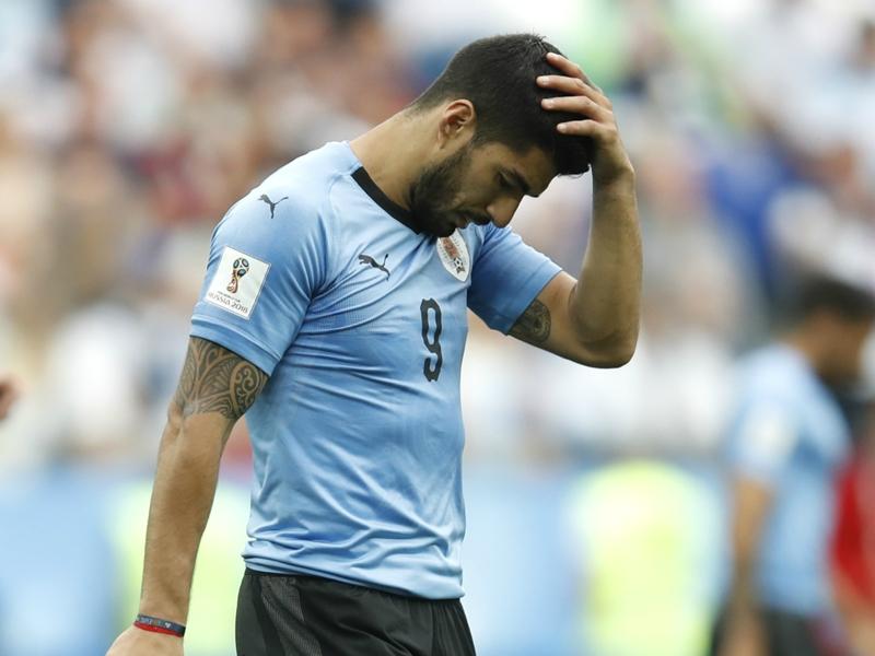 'He's not Uruguayan!' - Suarez rejects Griezmann's 'respect'
