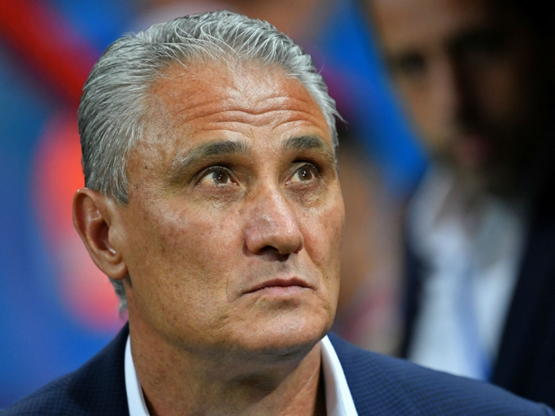 Tite not drawn on Brazil future after World Cup exit