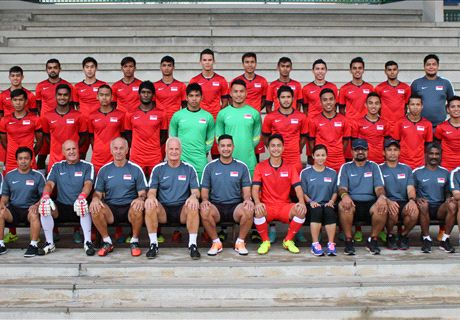 Singapore confirm final Suzuki Cup squad
