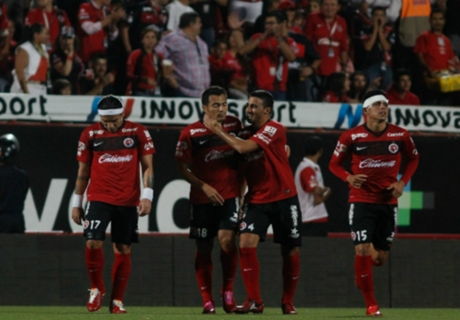 Liga Mx: Tijuana 3-2 León