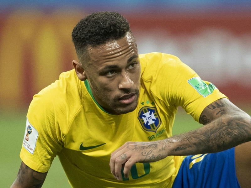 Guardado taunts Neymar back over Brazil's World Cup exit