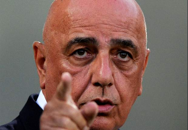 Galliani slams 'technically inadequate' referee after AC Milan's derby defeat