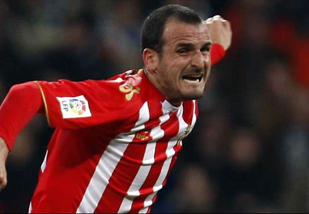 Liga Adelante: Almería 4 - 0 Guadalajara. Los rojiblancos se afianzan en los puestos altos