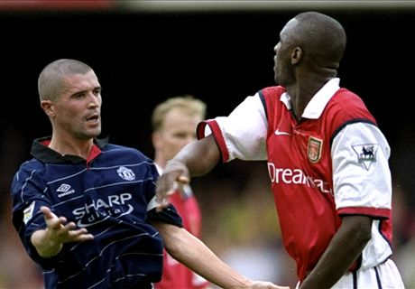 Arsenal vs Man Utd: story of the rivalry