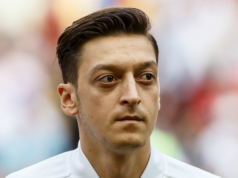 'Germany fans deserve an answer' - Ozil must explain Erdogan meeting, says DFB president