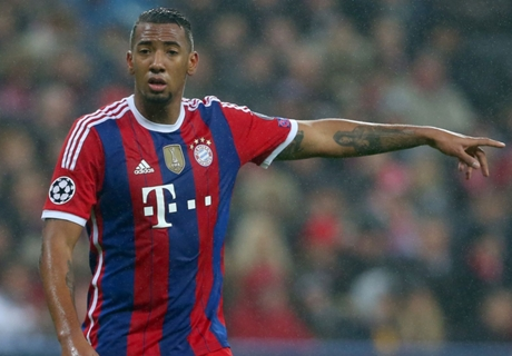 Boateng: Playing for Pep inspires me