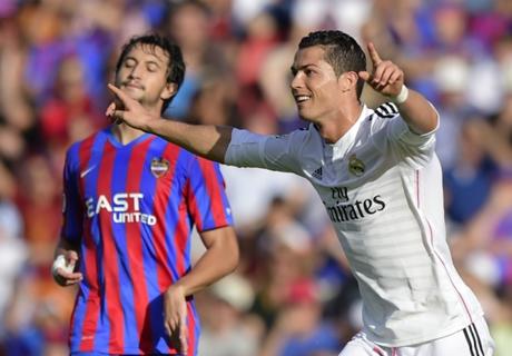 Real Madrid, Et si Eibar devenait la 51e victime de Ronaldo ?
