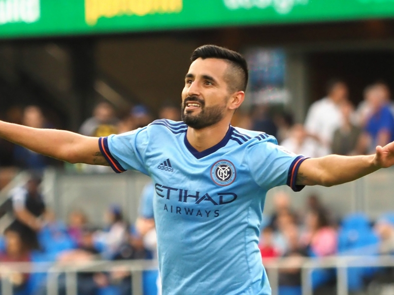 Moralez winner seals derby for New York City FC