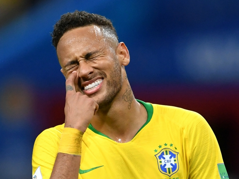 Neymar has a lot to learn but criticism goes too far, says Gilberto Silva
