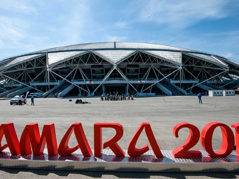 Future of Samara Arena up in the air as doubts arise over Krylya Sovetov's finances