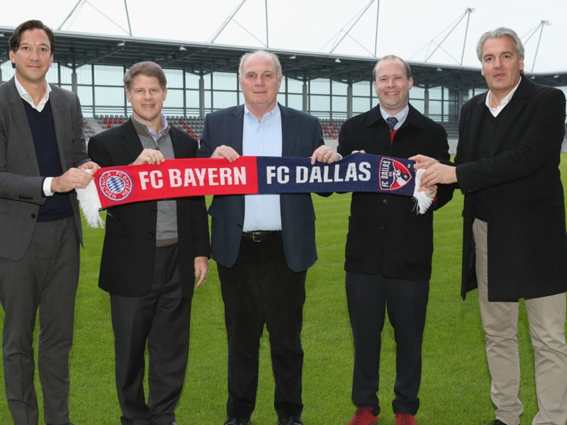 Bayern Munich sign Chris Richards from FC Dallas