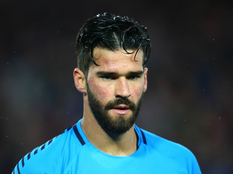 Roma haven't received transfer offers for Alisson - Monchi