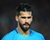 Brazil and Roma goalkeeper Alisson