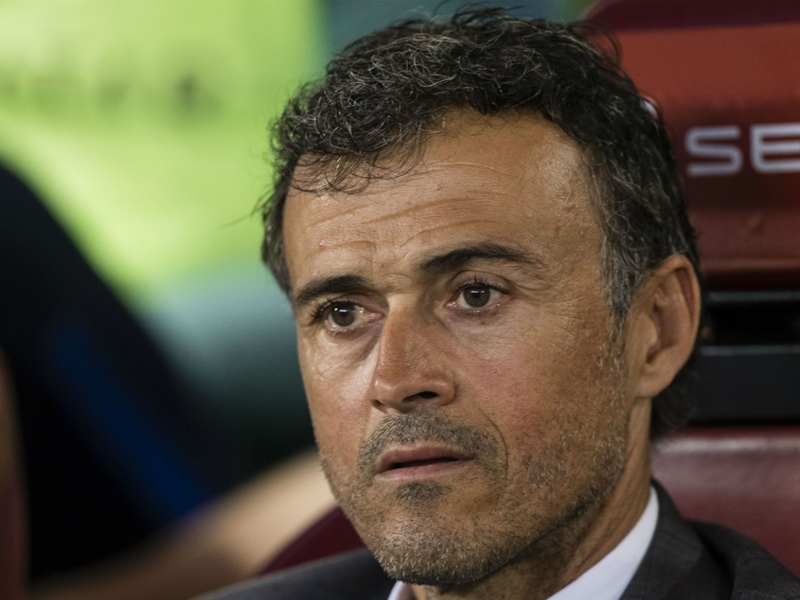 Luis Enrique the right choice for Spain, says Salgado
