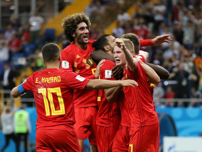 Van der Sar backs Belgium for World Cup glory