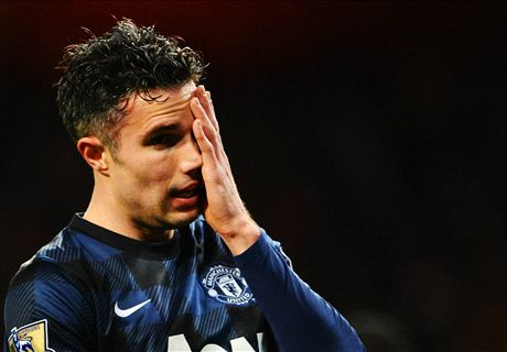 Van Gaal: RVP very bad at Arsenal
