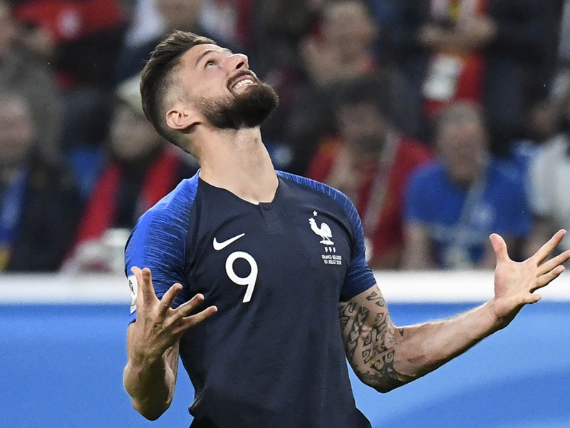 'Giroud is a World Cup winner!' – Kenyans react to France win over Croatia