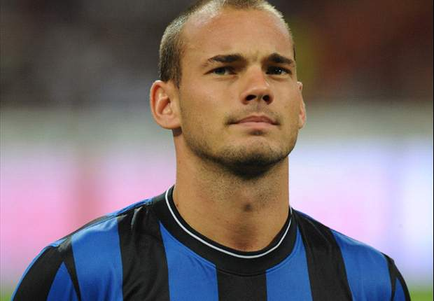 Inter Midfielder Wesley Sneijder Pleased To Have Defeated Chelsea