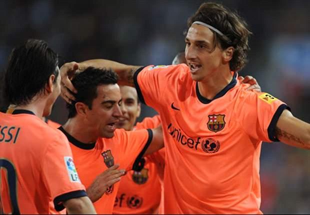 Xavi: Lionel Messi Is Beyond Compare