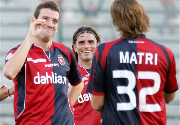 Roma 2-1 Cagliari: Francesco Totti Brace Ensures Title Race Goes Down To Final Day