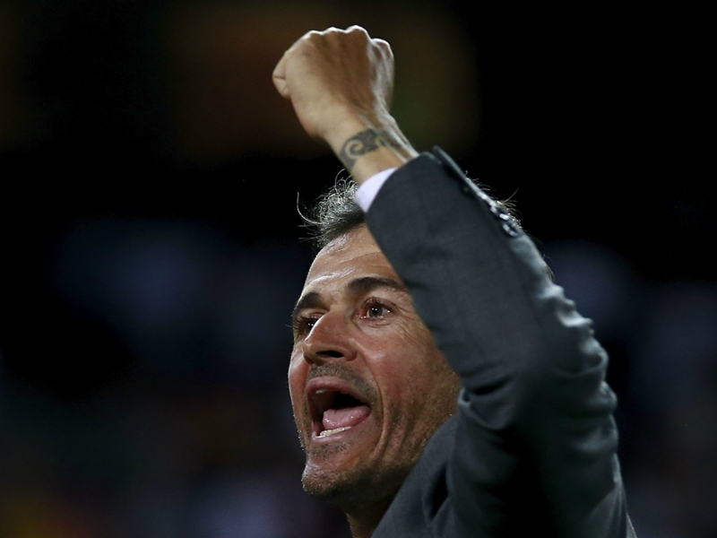 Luis Enrique excited by Spain challenge but won't change for critics