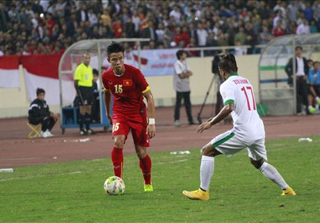 FT: Vietnam 2-2 Indonesia