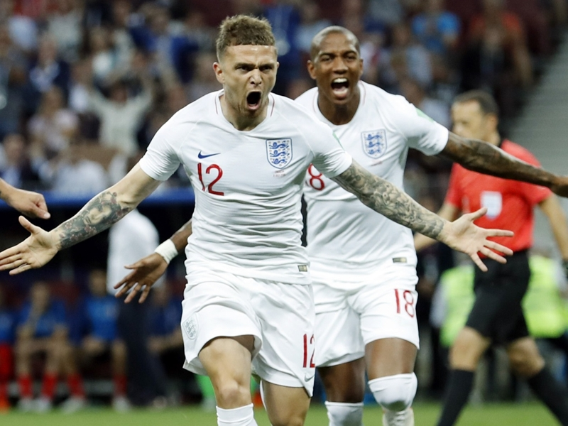 I've watched my World Cup goal 100 times but Croatia defeat still hurts – Trippier