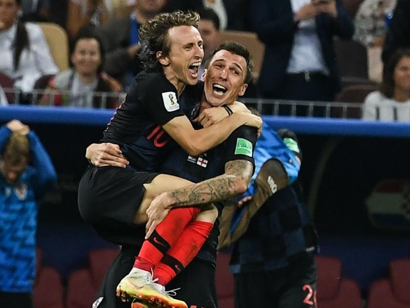 كرواتيا ليست الأولى - منتخبات عانت بالتصفيات وتألقت في كأس العالم