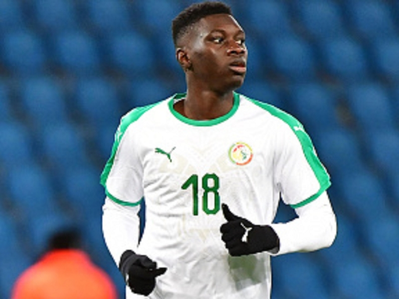 Senegal star Ismaila Sarr backs coach Aliou Cisse to remain in charge of the national team