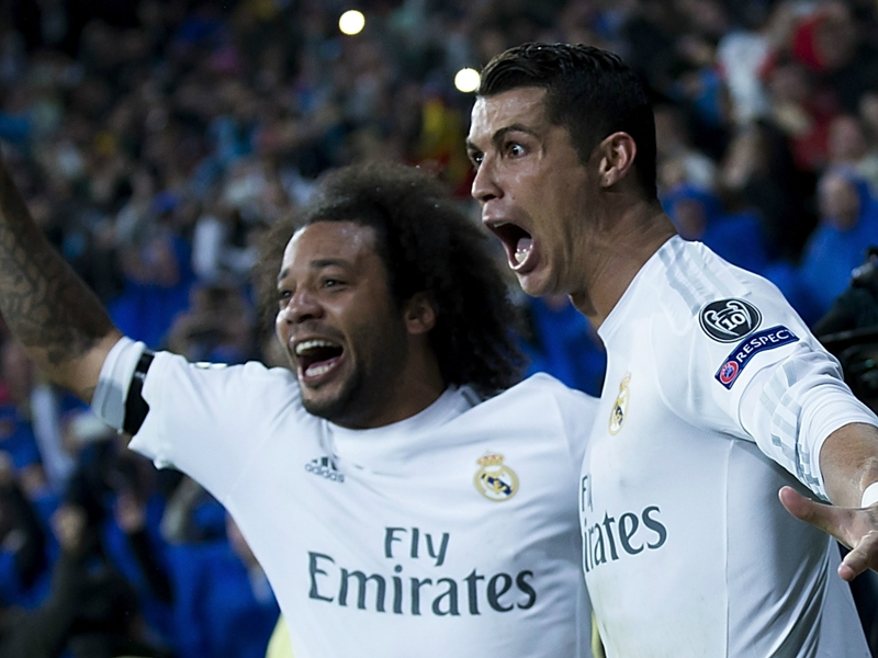 'I didn't think this day would come' - Marcelo in heartfelt farewell to 'best player' Ronaldo