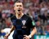 Ivan Perisic of Croatia celebrates his equaliser against England