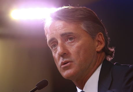 Mancini on Inter preparations