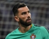 Portugal goalkeeper Rui Patricio