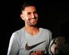 Manchester City signing Riyad Mahrez.